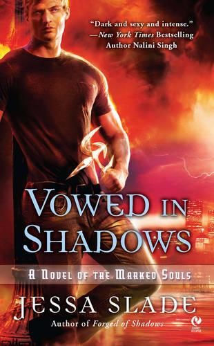 Vowed In Shadows: A Novel of the Marked Souls (Paperback)