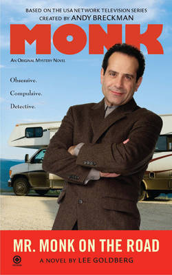 Mr. Monk On The Road (Paperback)