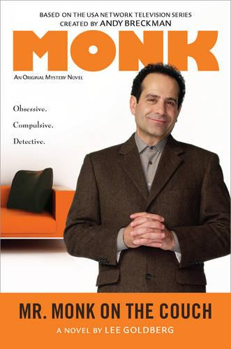 Mr. Monk on the Couch (Hardback)