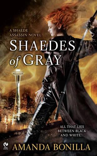 Shaedes Of Gray: A Shaede Assassin Novel (Paperback)