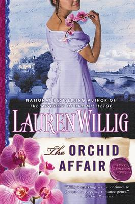The Orchid Affair: A Pink Carnation Novel (Paperback)