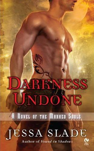 Darkness Undone: A Novel of the Marked Souls (Paperback)