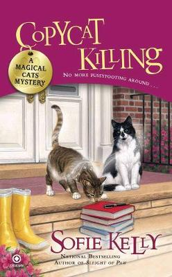 Copycat Killing: A Magical Cats Mystery (Paperback)