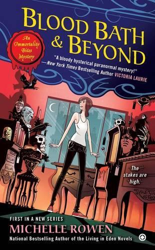 Blood Bath & Beyond: An Immortality Bites Mystery (Paperback)