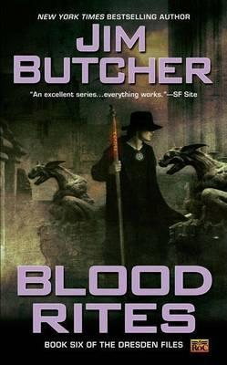 Blood Rites - The Dresden Files Bk. 6 (Paperback)