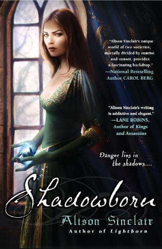 Shadowborn (Paperback)