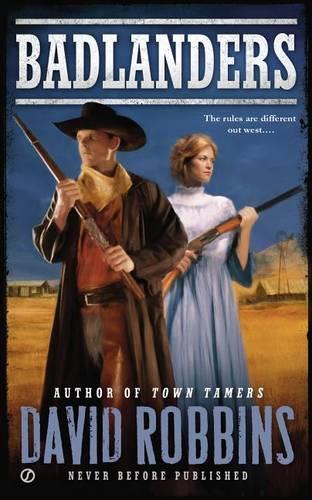 Badlanders (Paperback)