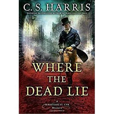 Where The Dead Lie: A Sebastian St. Cry Mystery #12 (Paperback)