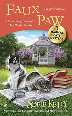 Faux Paw: A Magical Cat Mystery (Paperback)