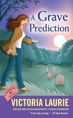 A Grave Prediction: A Psychic Eye Mystery (Paperback)