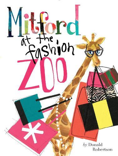 Mitford at the Fashion Zoo (Hardback)