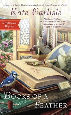 Books Of A Feather: A Bibliophile Mystery (Paperback)