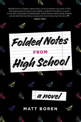 Folded Notes From High School (Hardback)