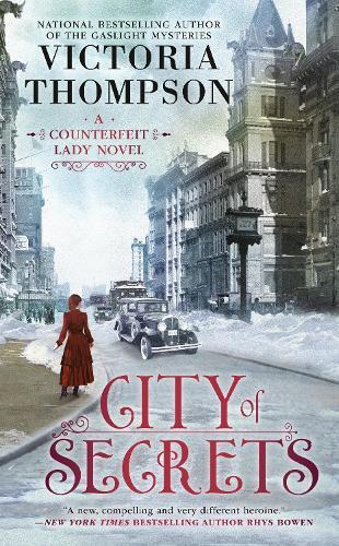 City Of Secrets (Paperback)