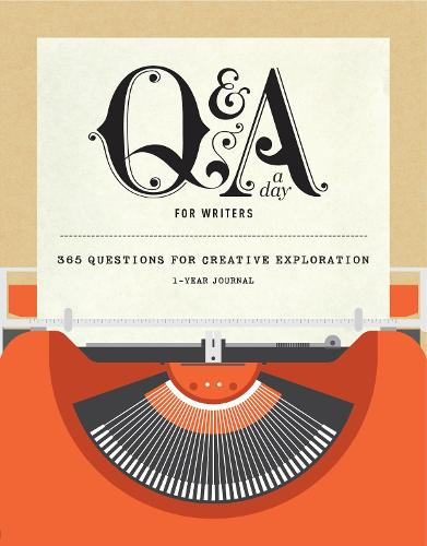 Q&A A Day For Writers (Paperback)