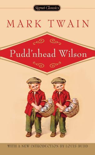 Pudd'nhead Wilson (Paperback)