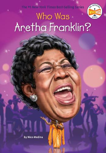 Who Is Aretha Franklin? (Paperback)