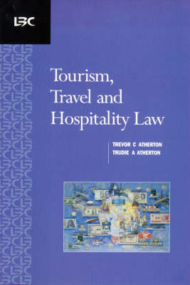 Tourism, Travel and Hospitality Law (Paperback)