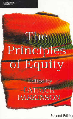 The Principles of Equity - Lawbook (Paperback)