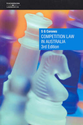 Competition Law in Australia (Paperback)