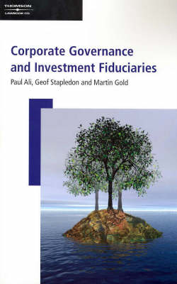 Corporate Governance & Investment Fiduciaries (Paperback)