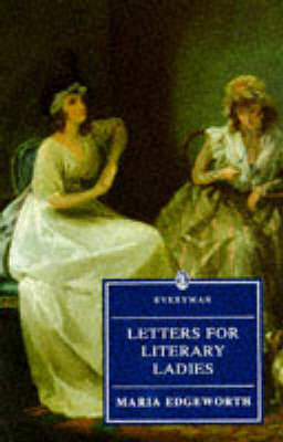 Letters for Literary Ladies - Everyman (Paperback)