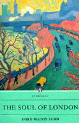 The Soul of London - Everyman (Paperback)