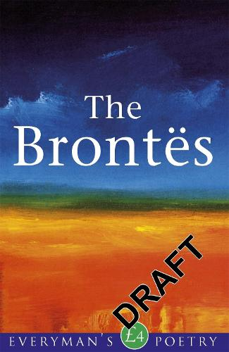 Brontes: Selected Poems - EVERYMAN POETRY (Paperback)