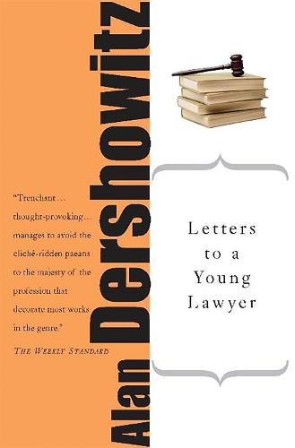 Letters to a Young Lawyer (Paperback)