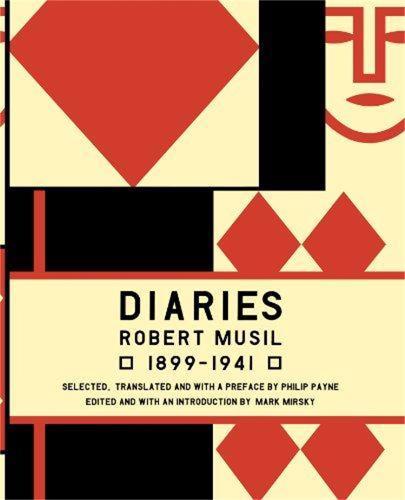 Musil Diaries (Paperback)