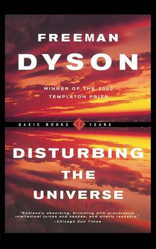 Disturbing The Universe (Paperback)