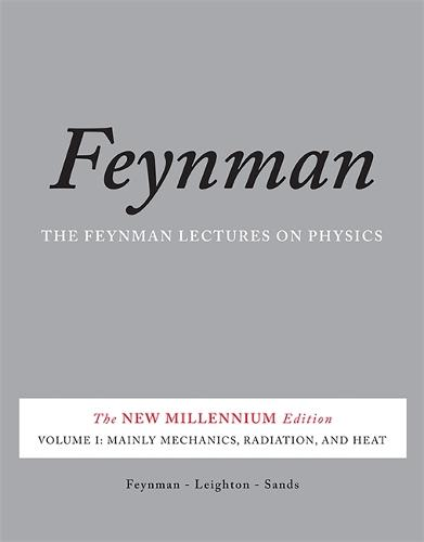 The Feynman Lectures on Physics, Vol. I: The New Millennium Edition: Mainly Mechanics, Radiation, and Heat (Paperback)
