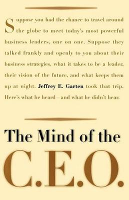 The Mind Of The CEO (Paperback)