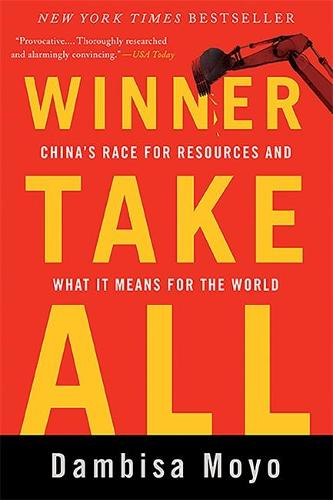 Winner Take All: China's Race for Resources and What It Means for the World (Paperback)