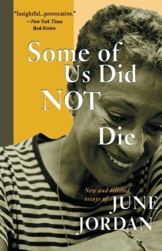 Some of Us Did Not Die: New and Selected Essays (Paperback)