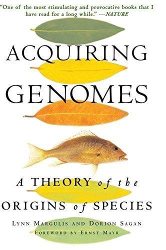 Acquiring Genomes: A Theory Of The Origin Of Species (Paperback)