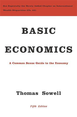 Basic Economics (Hardback)