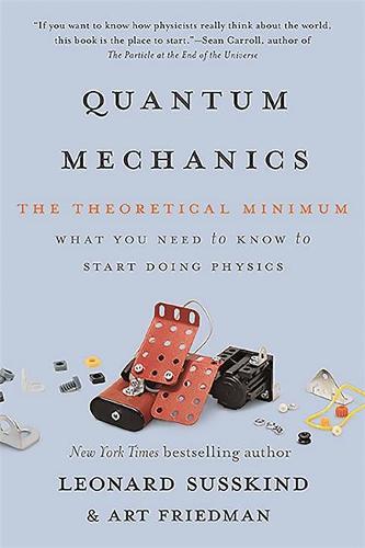 Quantum Mechanics: The Theoretical Minimum (Paperback)