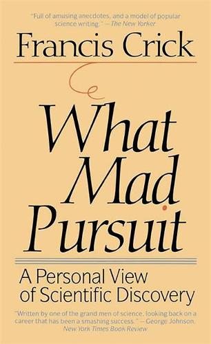 What Mad Pursuit (Paperback)