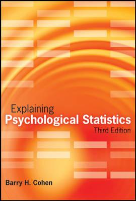 Explaining Psychological Statistics (Hardback)