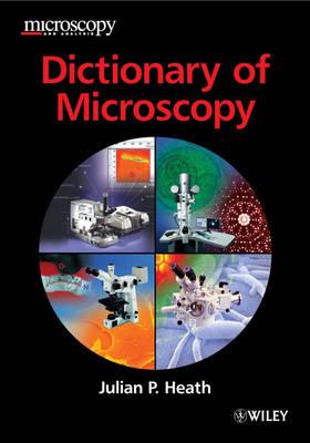 Dictionary of Microscopy (Paperback)