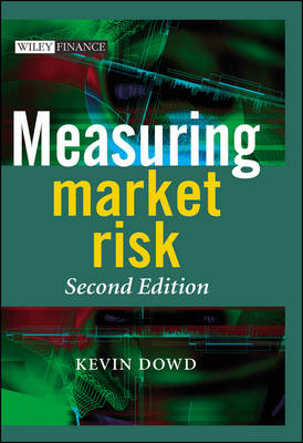 Measuring Market Risk - The Wiley Finance Series (Hardback)