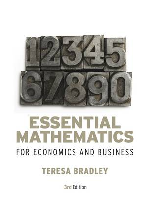 Essential Mathematics for Economics and Business (Paperback)