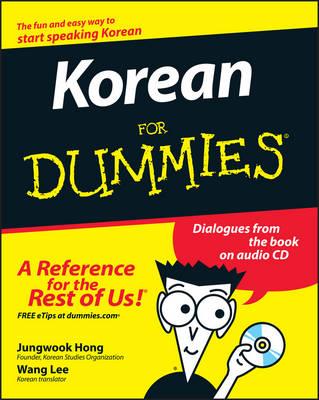 Korean For Dummies (Paperback)