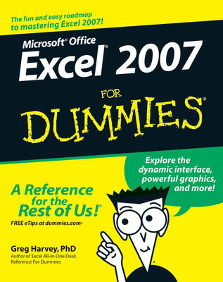 Excel 2007 For Dummies (Paperback)