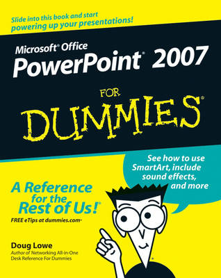 PowerPoint 2007 For Dummies (Paperback)