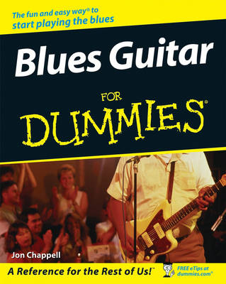 Blues Guitar For Dummies (Paperback)