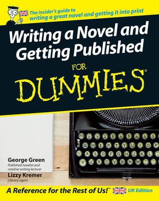 Writing a Novel and Getting Published For Dummies (Paperback)