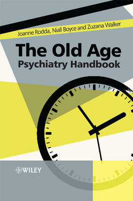 The Old Age Psychiatry Handbook: A Practical Guide (Paperback)