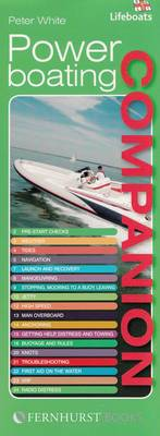 Powerboating Companion - Practical Companions (Paperback)